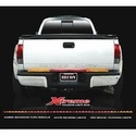 "Recon 60"" Tailgate Bar w/Amber ""Scanning"" LED Turn Signals, Red Brake Lights, White Reverse Lights (97-14 All; Raptor) - Recon 26416X"