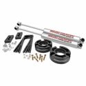 Rough Country 2.5 in. Leveling Lift Kit - with Premium N2.0 Shocks (04-13) - Rough Country 570.20