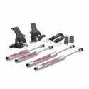 Rough Country 3 in. Leveling Lift Kit - with Premium N2.0 Shocks (97-03 2WD) - Rough Country 528.20