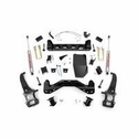 Rough Country 4 in. Suspension Lift Kit - with Premium N2.0 Shocks (04-08 4WD) - Rough Country 577.20