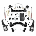 Rough Country 6 in. Suspension Lift Kit - with Premium N2.0 Shocks (04-08 4WD) - Rough Country 576.20