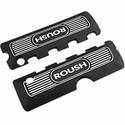 Roush Black Coil Cover Kit (11-14 5.0L) - Roush 421595