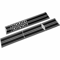 Roush Black Stripe Kit - Rocker Panel (04-08 SuperCab, SuperCrew) - Roush R09010018||R09010020