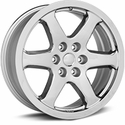 Roush Chrome Wheel 20x8.5 38mm (04-12) - Roush R01010002