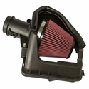 Roush Cold Air Intake Kit with Power Pack Tune (12-14 3.5L EcoBoost) - Bama 421735