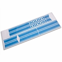 Roush Light Blue Metallic Stripe Kit - Rocker Panel (04-08 SuperCab, SuperCrew) - Roush 403748||403751