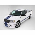 Roush Matte Black Stripe Kit - Top (04-08 SuperCab, SuperCrew) - Roush 401963||401964