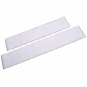 Roush White Stripe Kit - Rocker Panel (04-08 SuperCab, SuperCrew) - Roush 401555||401557