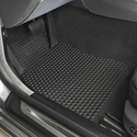Rubbertite Floor Mats - Front (97-03 F150) - Lloyd 3305150-801||3305210-801||3305240-801