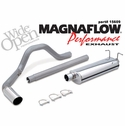 Magnaflow Single Side Exit Behind Passenger Rear Tire Catback Exhaust (97-03 4.6L, 5.4L SuperCab 6.5' Bed; 01-02 4.6L, 5.4L SuperCrew 5.5' Bed) - Magnaflow 15609