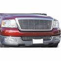 T-REX Billet Series Polished Lower Grille- Horizontal (04-08) - T-REX 25552||25555