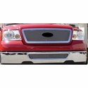 T-REX Upper Class Series Polished Small Mesh Grille (04-08) - T-REX 54556