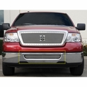T-REX Upper Class Series Polished Small Mesh Lower Grille (04-05) - T-REX 55552