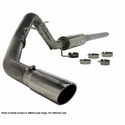 MBRP XP Series Performance Gas 3.5 in. Single Cat Back Exhaust (09 F150 - 4.6L/5.4L) - MBRP S5210409