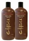 CIBU Ancient Smoothing Argan Oil Liter Duo