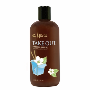 CIBU Take Out Clarifying Shampoo
