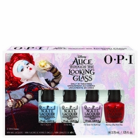 OPI Alice Through The Looking Glass Minis