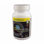 100mg Quinogel Solubilized Ubiquinol CoQ10 | Tishcon CoQ10 | 60 Count
