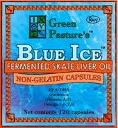 BLUE ICE� Fermented Skate Liver Oil