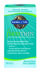 fucoTHIN� by Garden of Life |  90 Softgels