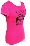 LOVE BEAUTY FOR ASHES LION and LAMB LOGO T-SHIRT