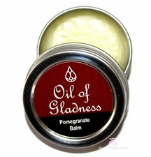 Oil of Gladness Solid Anointing Balm Frankincense & Myrrh for Prayer