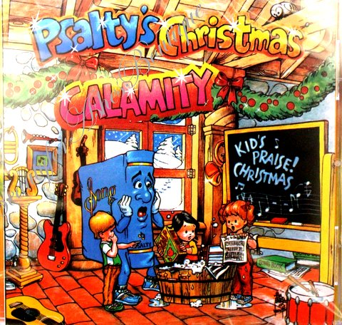 PSALTY CHRISTMAS CALAMITY CD
