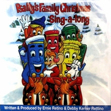 PSALTY FAMILY CHRISTMAS SING-A-LONG CD