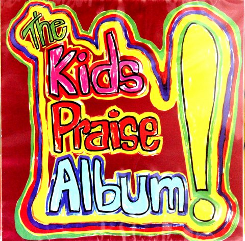 PSALTY KIDS PRAISE 1 CD - An Explosion of Happiness!