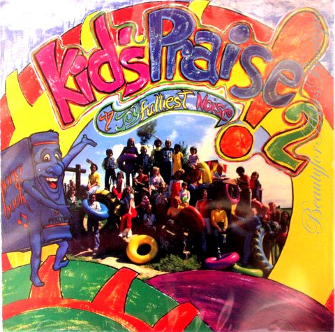 PSALTY KIDS PRAISE 2  CD - A Joyfulliest Noise!