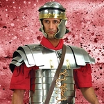 Go Medieval on Your Costume with Pearson�s Lorica Segmentata for Sale!