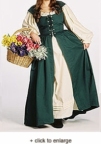 Irish Dress