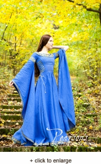 Lady of the Lake Medieval Dress