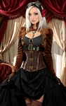Women's Steampunk Clothing