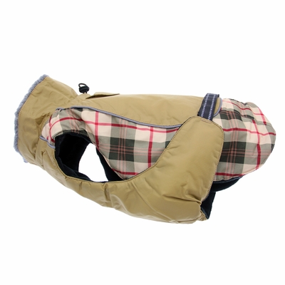 Alpine All-Weather Dog Coats|Plaids