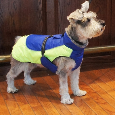 Alpine All-Weather Dog Coats|Solids