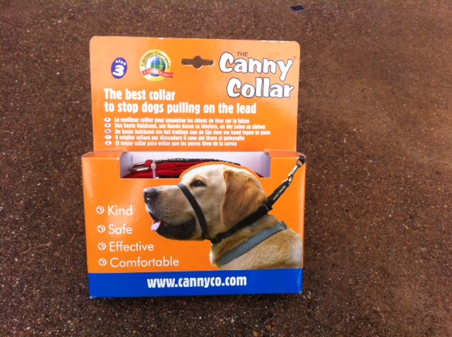 Canny Collar No Pull Dog Collar Gentle Head Halter