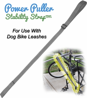 Dog Bike Leash - Power Puller Stability Strap™