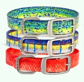 Dublin Dog KOA Collars - Saltwater Fish