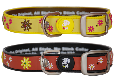 Dublin Dog Collar Sizing