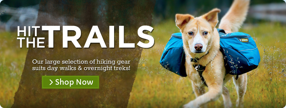 Dog Hiking Gear