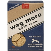 Wag More Bark Less Treats - Apple Smoked Bacon
