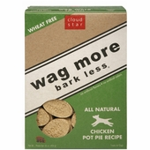 Wag More Bark Less Treats - Chicken Pot Pie