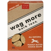 Wag More Bark Less Treats - Peanut Butter Cookie