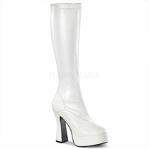 Pleaser Electra-2000z Knee High Boots