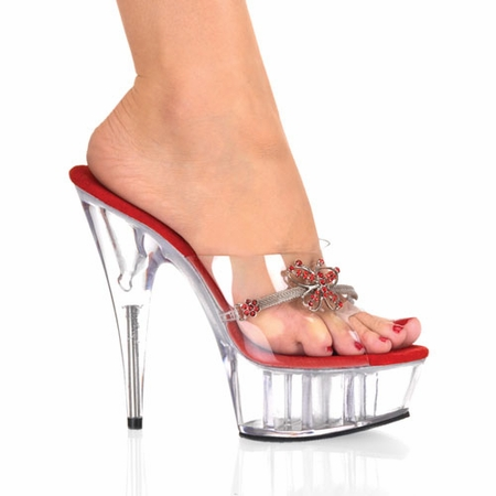Delight-601-10 Stiletto Heels