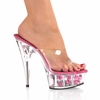 "5"" Delight-601FL Stiletto Heels"