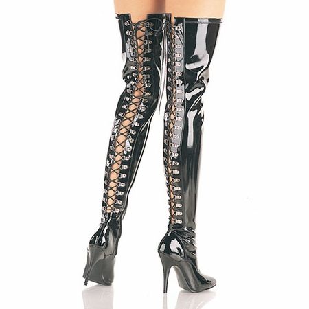 "5"" Seduce-3063  Thigh High Boots"