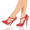 "6"" Domina-415  Stiletto Heels"