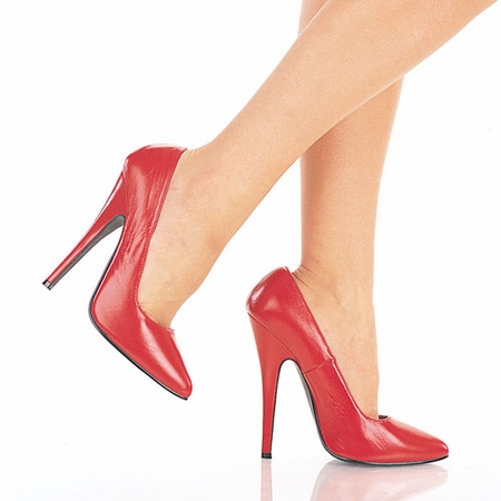 "6"" Domina-420 Stiletto Heels"